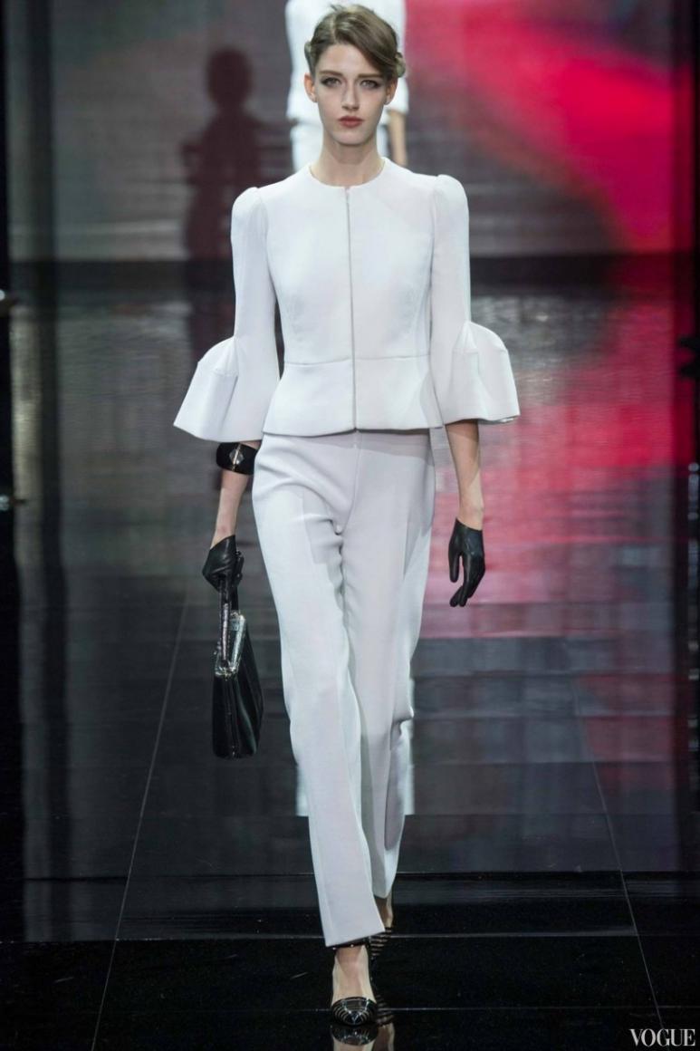 Armani Priv? Couture осень-зима 2014/2015 #64