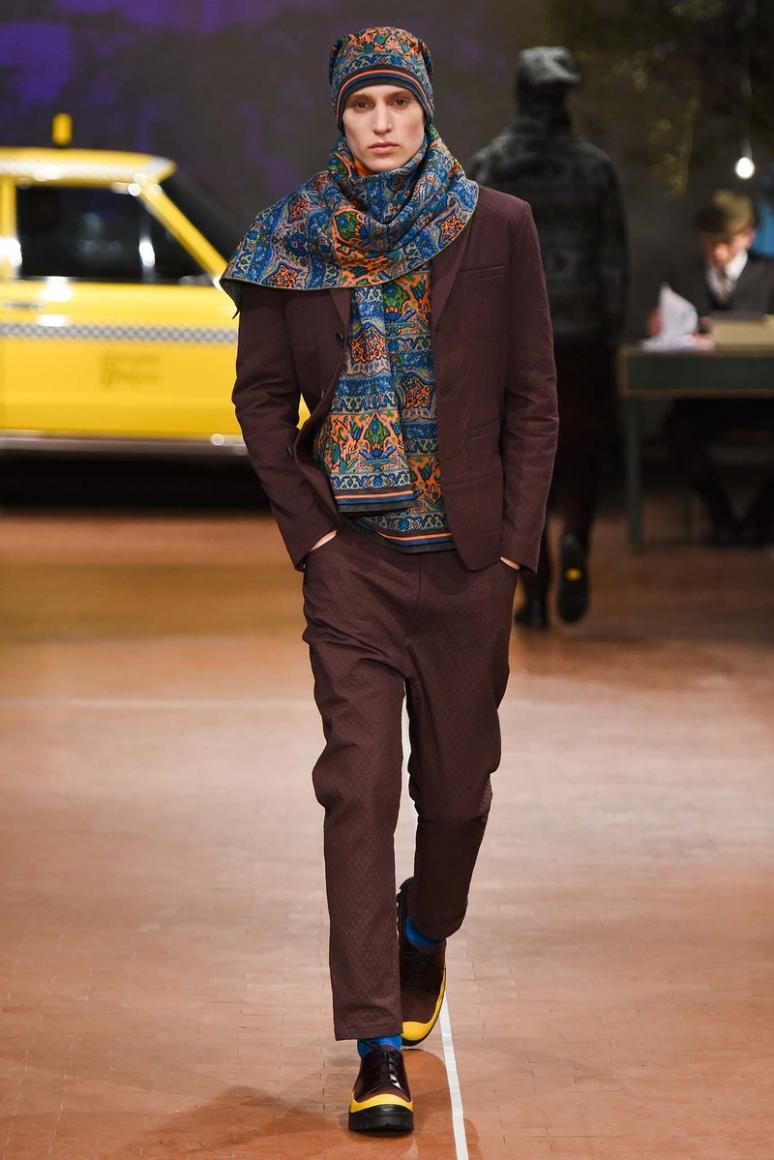 Antonio Marras Menswear осень-зима 2015/2016 #17