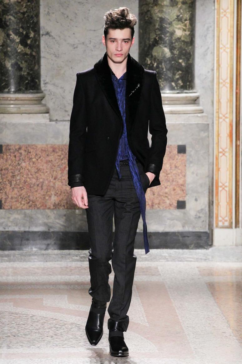 Roberto Cavalli Menswear осень-зима 2015/2016 #38