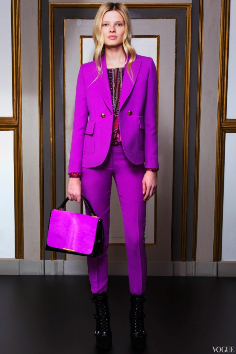 Emilio Pucci Couture весна-лето 2013 #19