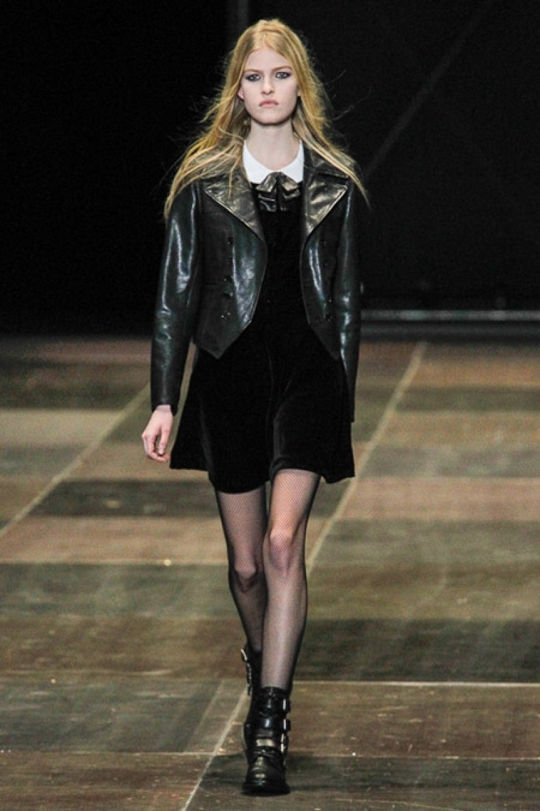 Saint Laurent осень-зима 2013/2014 #39