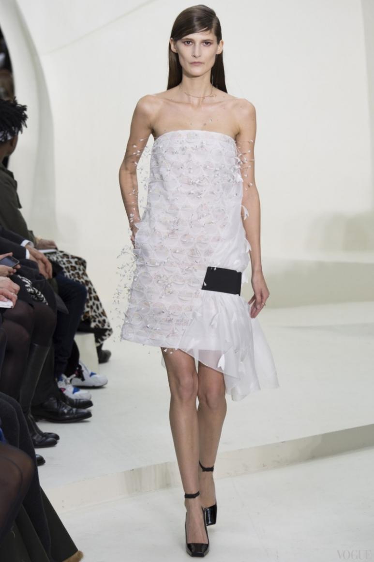 Christian Dior Couture весна-лето 2014 #2