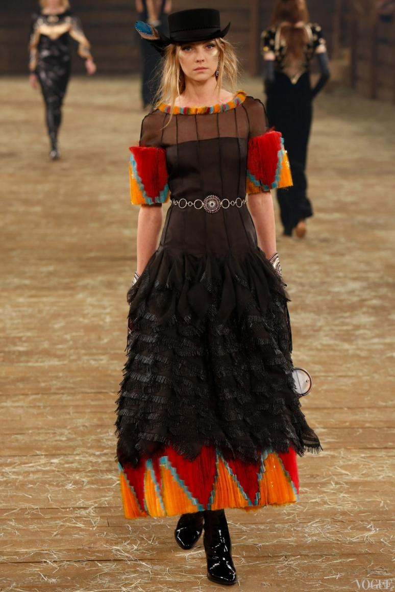 Chanel Couture весна-лето 2013 #14