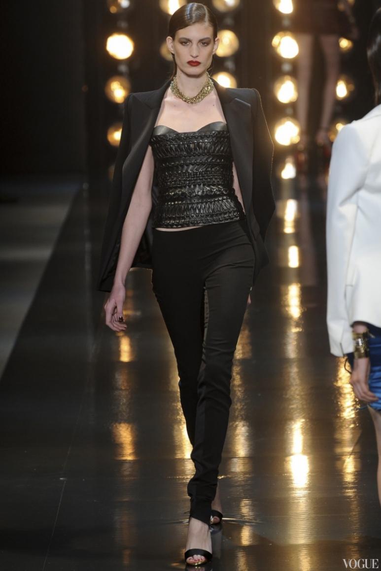 Alexandre Vauthier Couture весна-лето 2014 #15