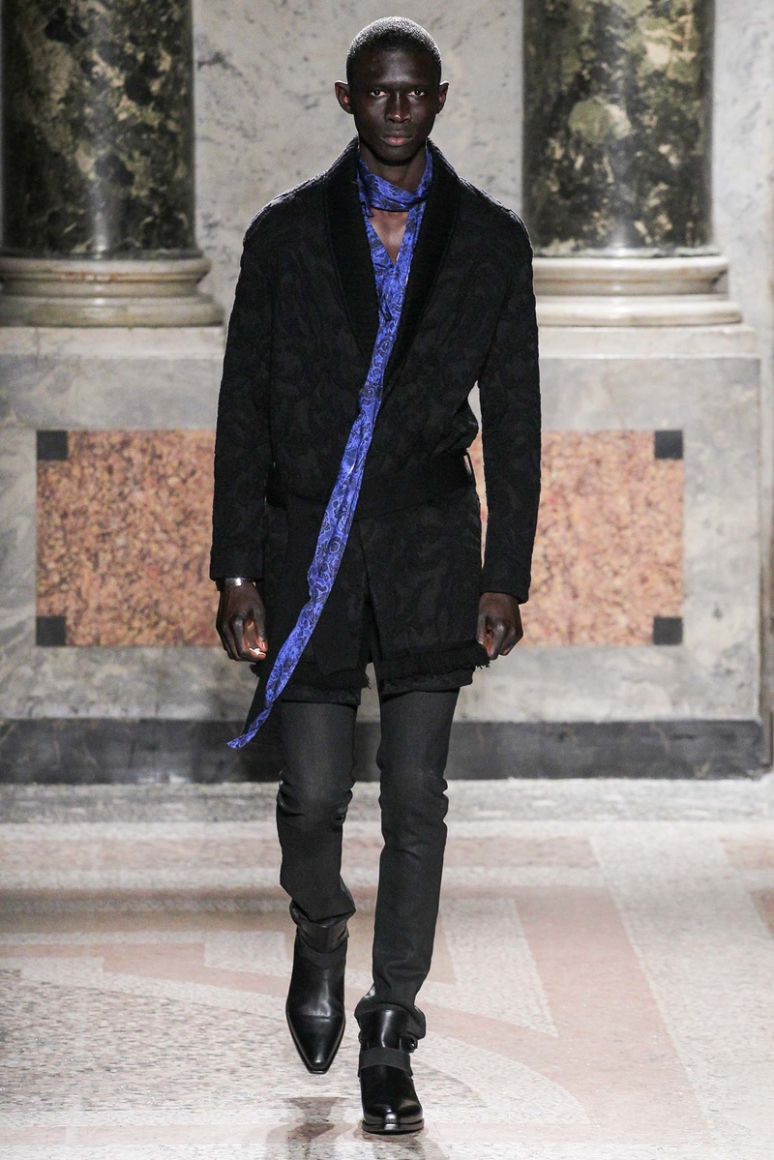 Roberto Cavalli Menswear осень-зима 2015/2016 #32