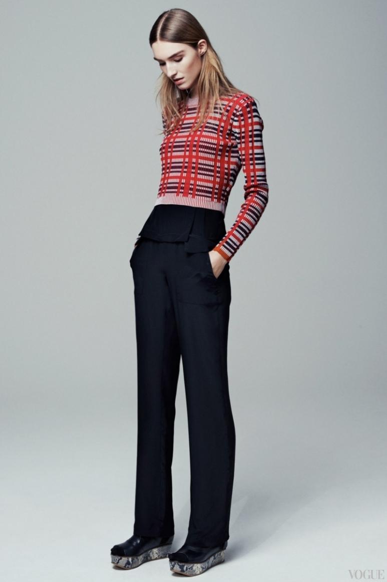 Thakoon Addition Couture весна-лето 2013 #22