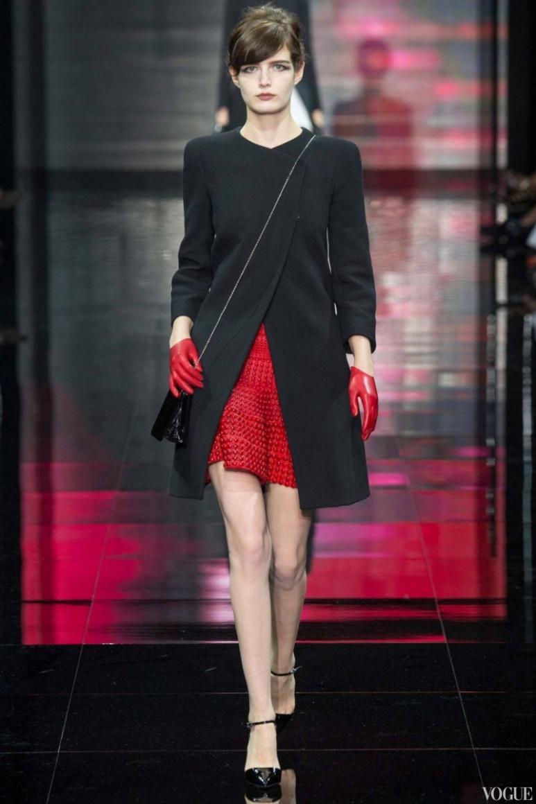 Armani Priv? Couture осень-зима 2014/2015 #37