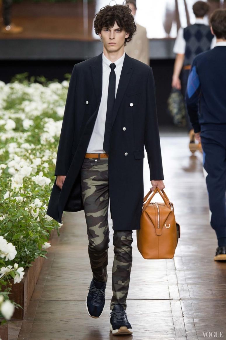 Dior Homme Menswear весна-лето 2016 #28