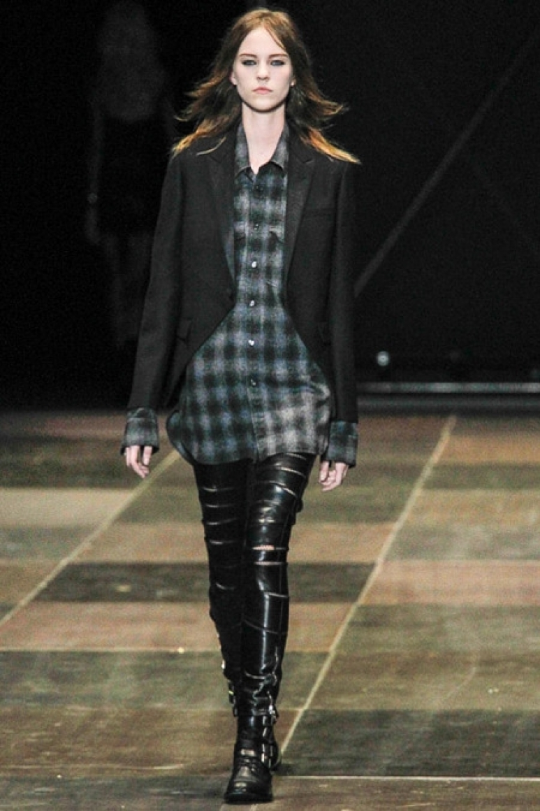 Saint Laurent осень-зима 2013/2014 #41