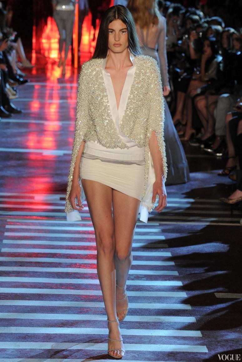 Alexandre Vauthier Couture осень-зима 2014/2015 #20