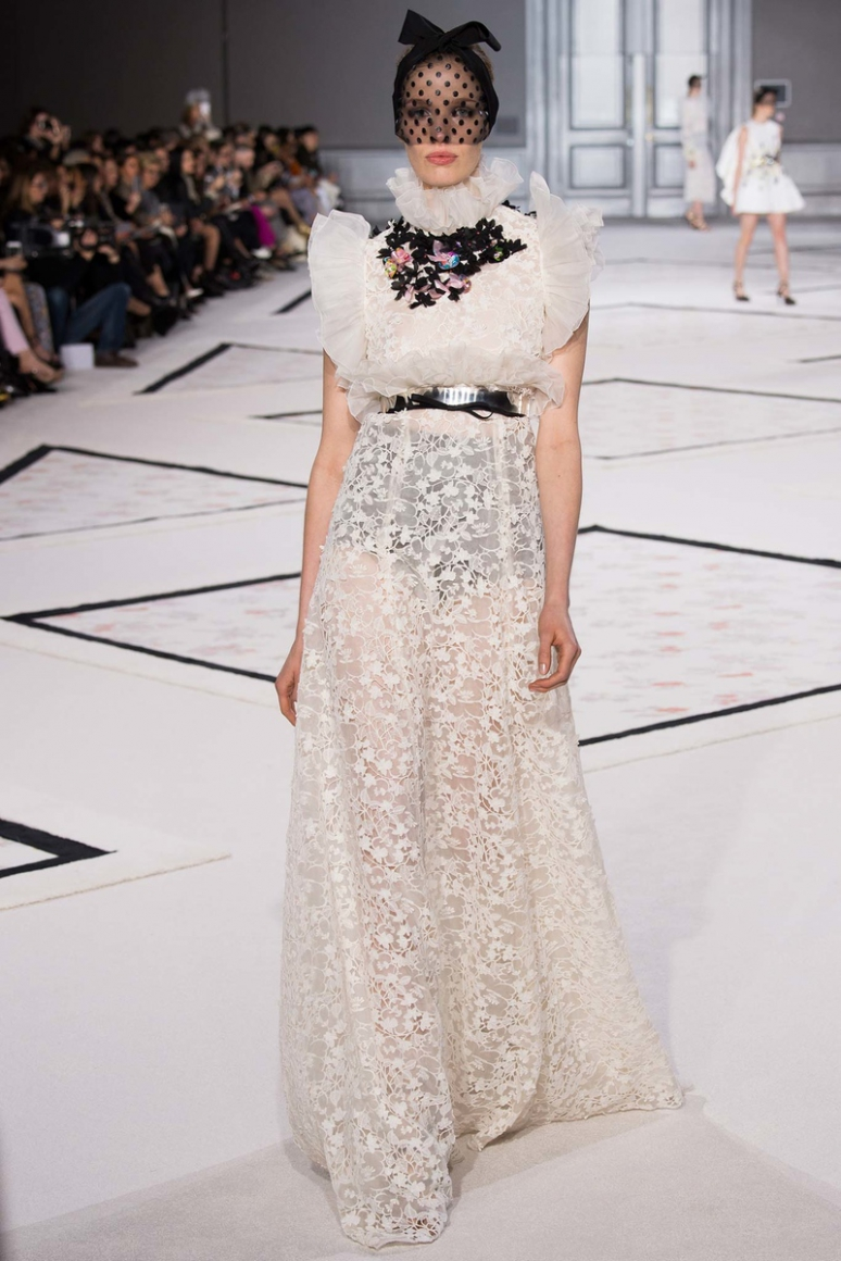 Giambattista Valli Couture весна-лето 2015 #19
