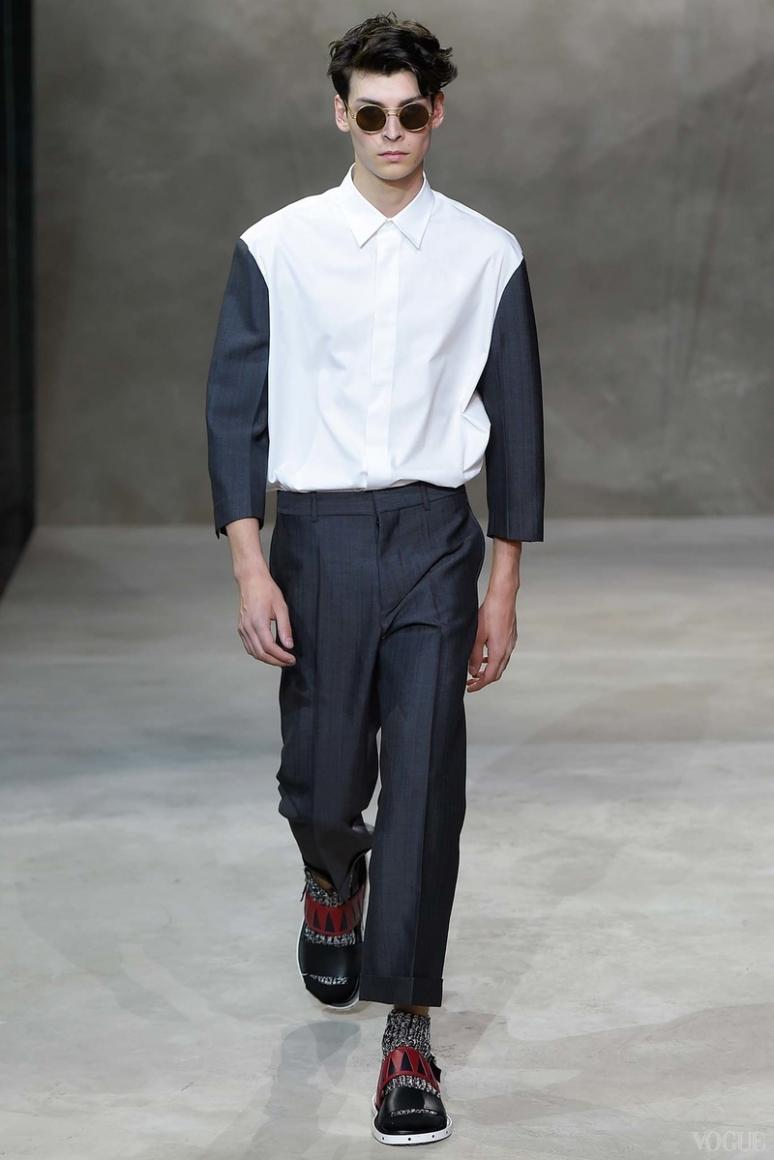 Marni Menswear весна-лето 2016 #9