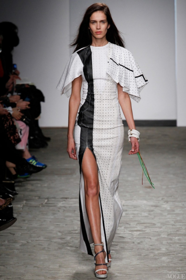 Vionnet Couture весна-лето 2014 #6