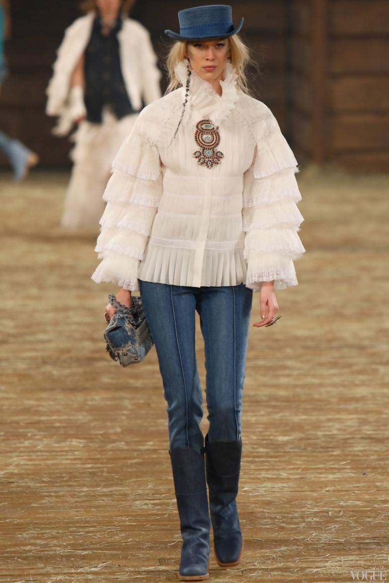 Chanel Couture весна-лето 2013 #39