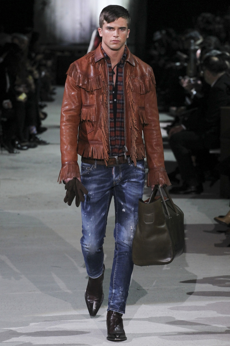 Dsquared? Menswear осень-зима 2015/2016 #33