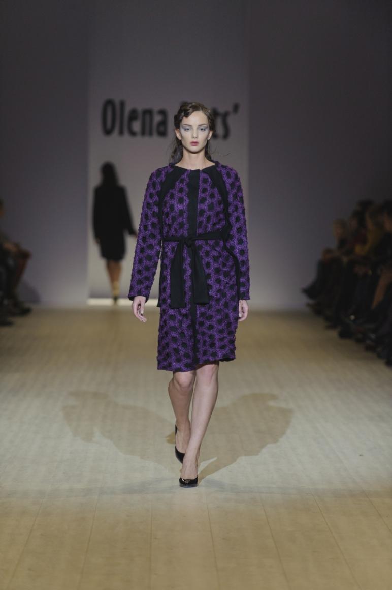Olena Dats' осень-зима 2013/2014 #27