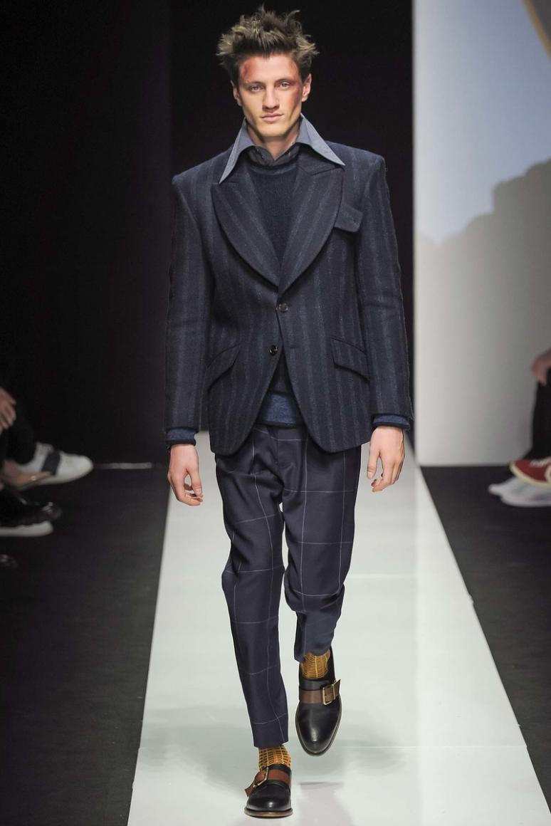 Vivienne Westwood Menswear осень-зима 2015/2016 #35