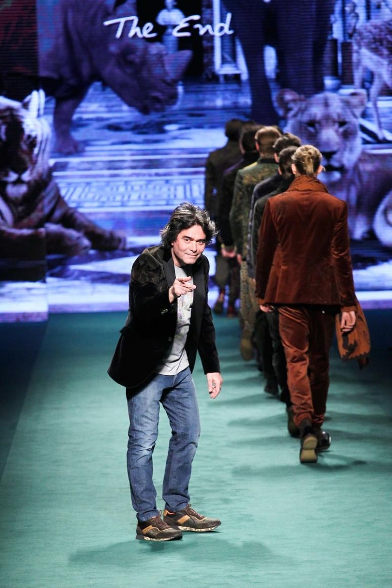 Etro Menswear осень-зима 2015/2016 #1