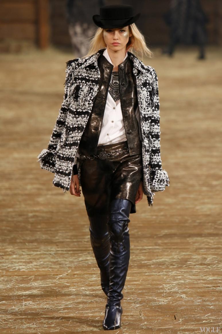 Chanel Couture весна-лето 2013 #51