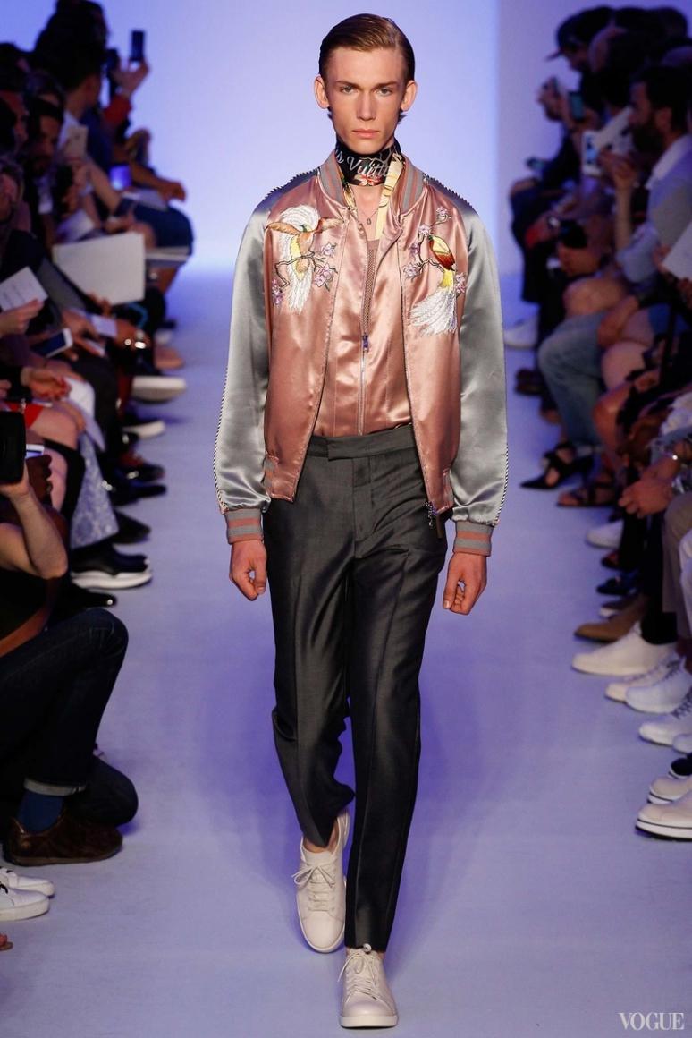 Louis Vuitton Menswear весна-лето 2016 #6