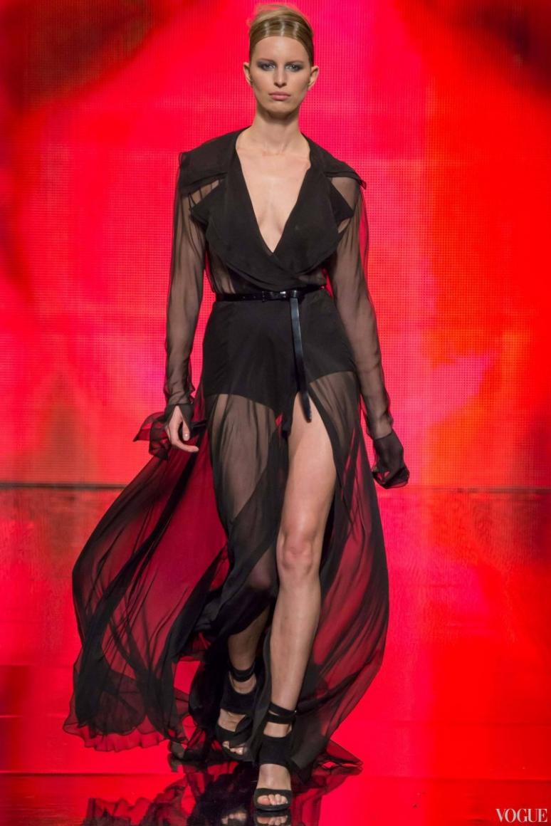 Donna Karan осень-зима 2014/2015 #2