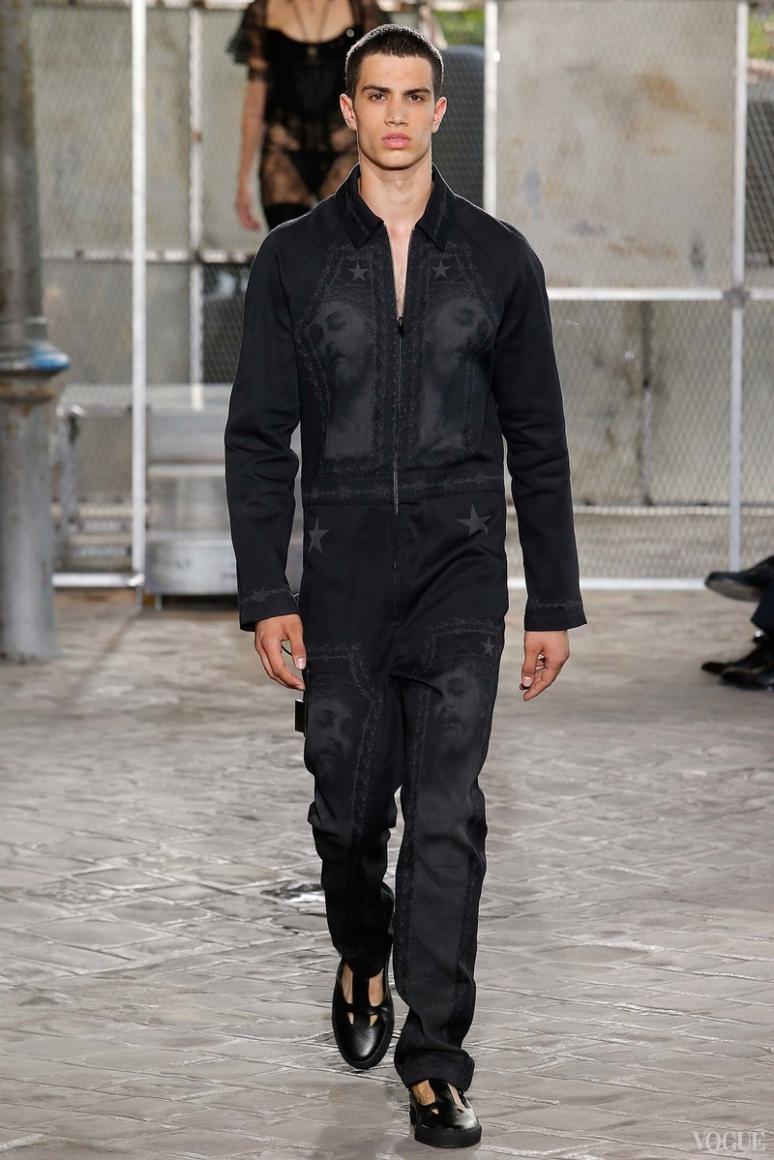Givenchy Menswear весна-лето 2016 #49