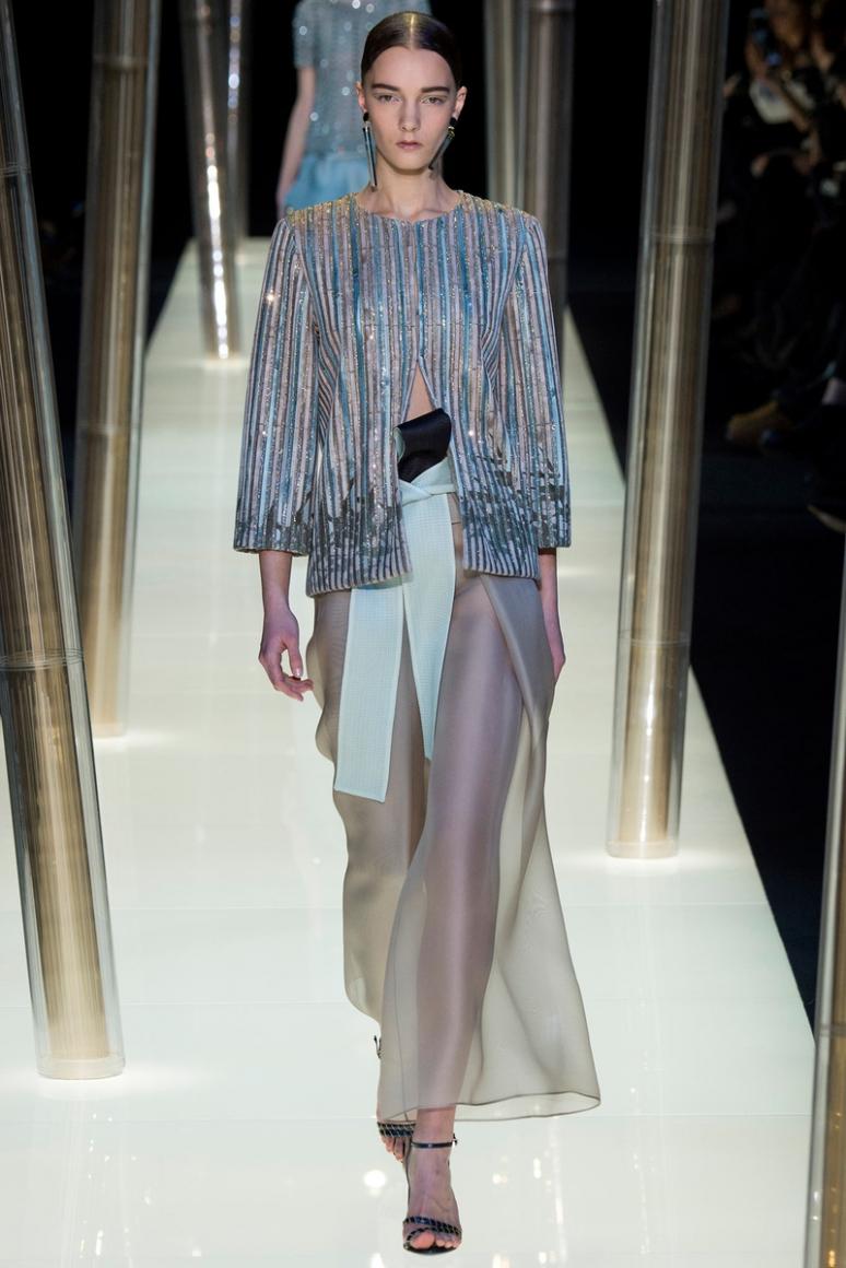 Armani Priv? Couture весна-лето 2015 #38