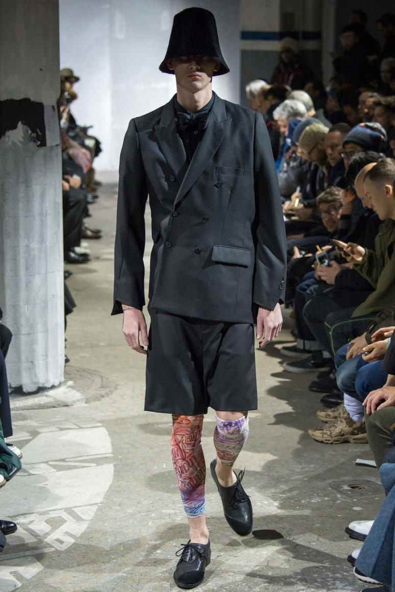 Comme des Gar?ons Menswear осень-зима 2015/2016 #38