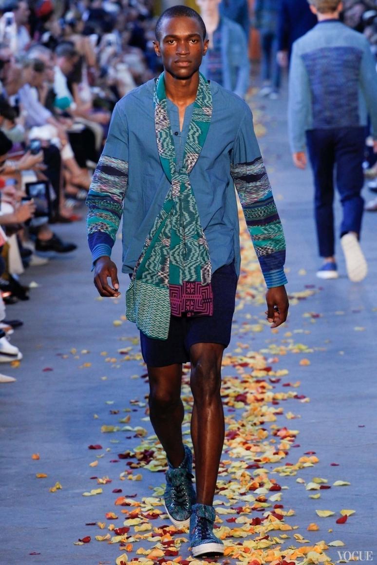 Missoni Menswear весна-лето 2016 #19