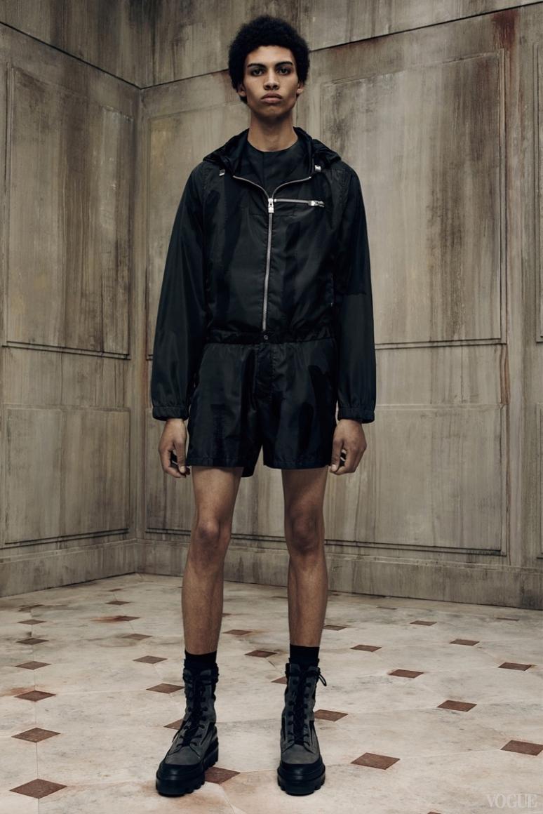 Balenciaga Menswear весна-лето 2016 #8