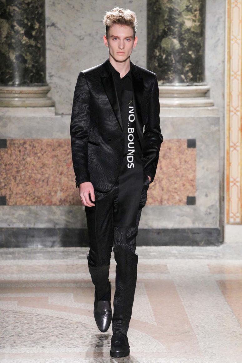 Roberto Cavalli Menswear осень-зима 2015/2016 #4