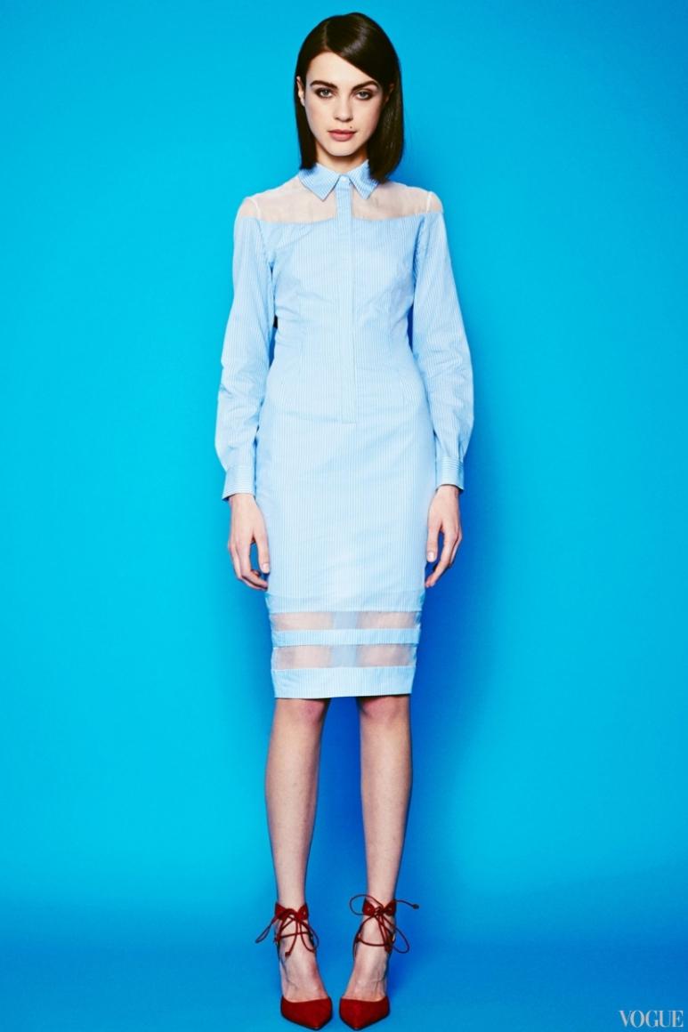 Misha Nonoo Couture весна-лето 2013 #10