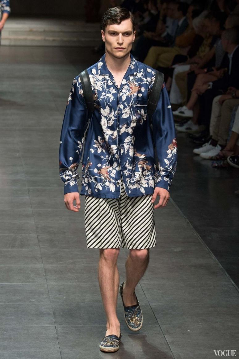 Dolce & Gabbana Menswear весна-лето 2016 #94