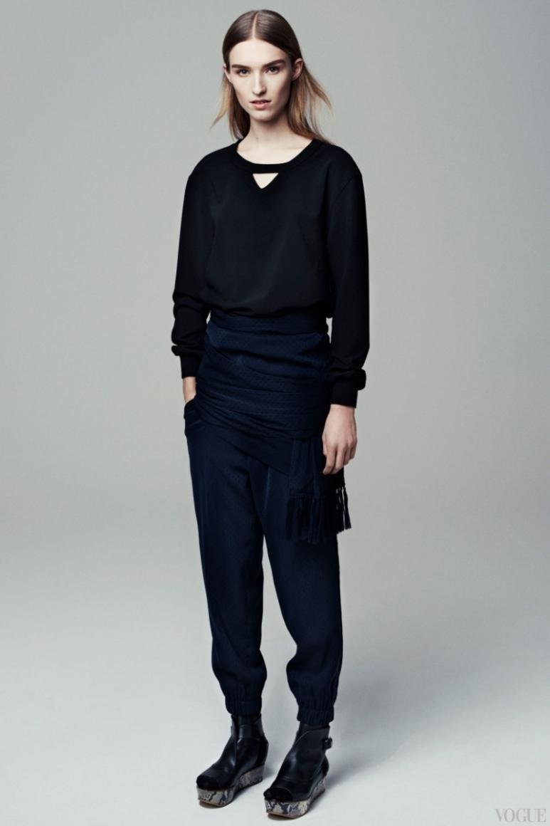 Thakoon Addition Couture весна-лето 2013 #23