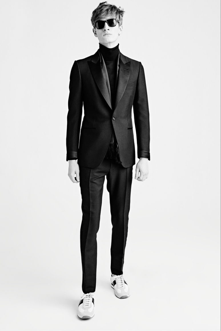 Tom Ford Menswear осень-зима 2015/2016 #6