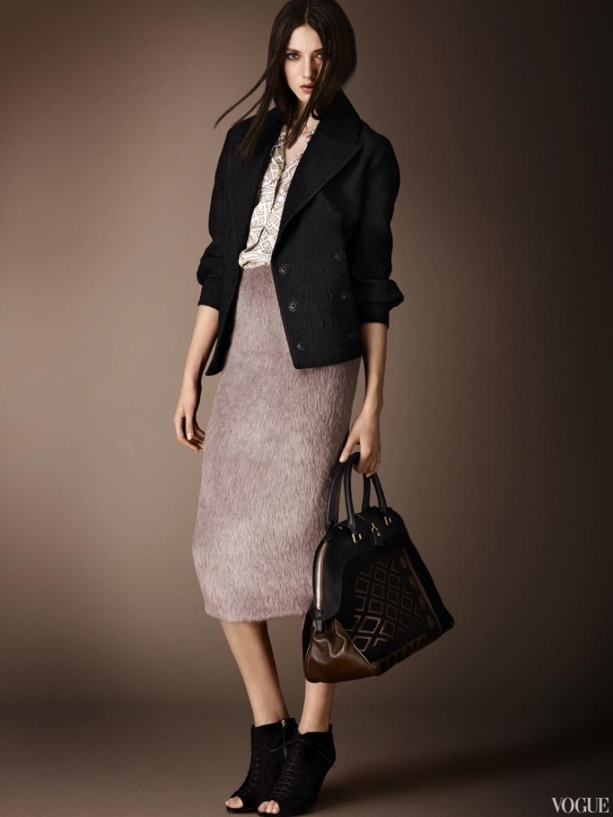 Burberry Prorsum Couture весна-лето 2013 #2