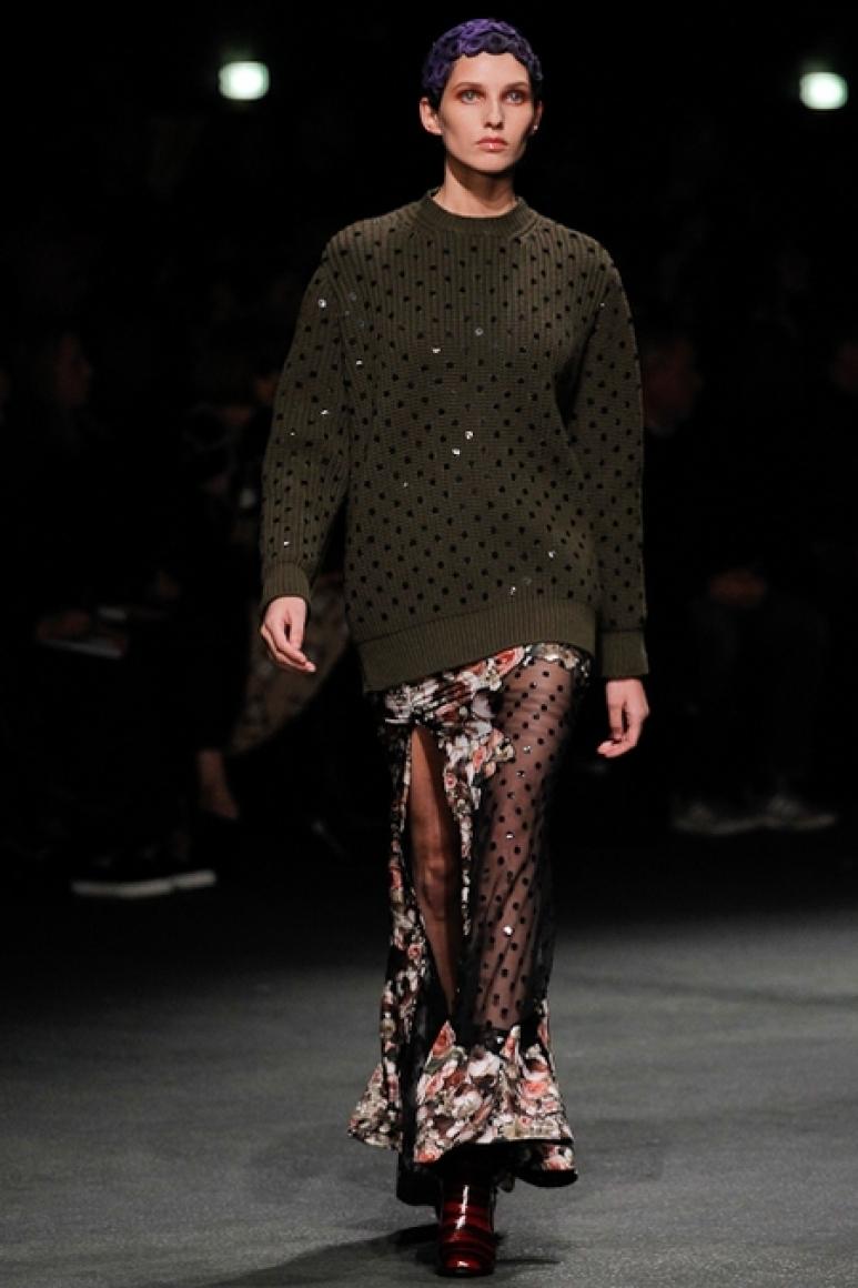 Givenchy осень-зима 2013/2014 #16
