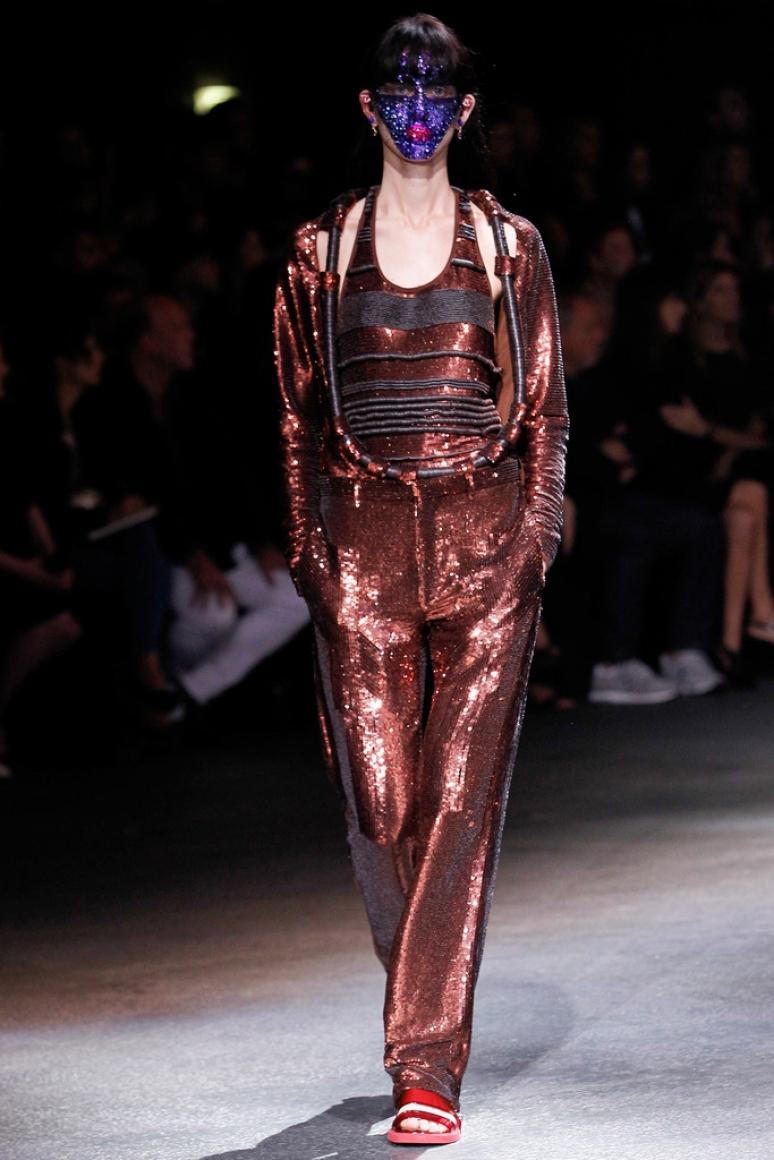 Givenchy весна-лето 2014 #25