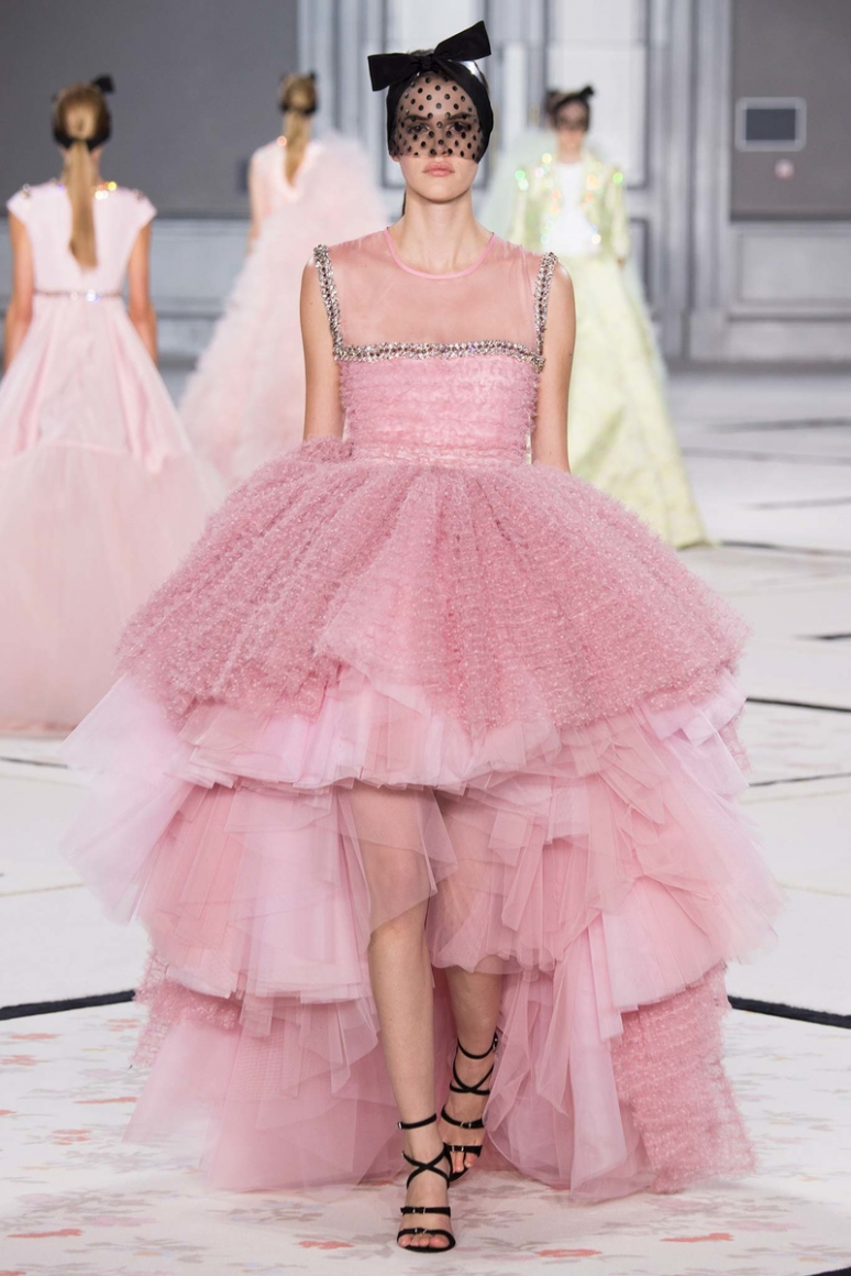 Giambattista Valli Couture весна-лето 2015 #3