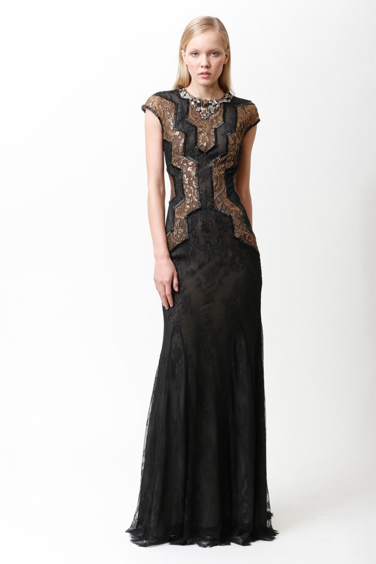 Badgley Mischka Pre-Fall 2013 #3