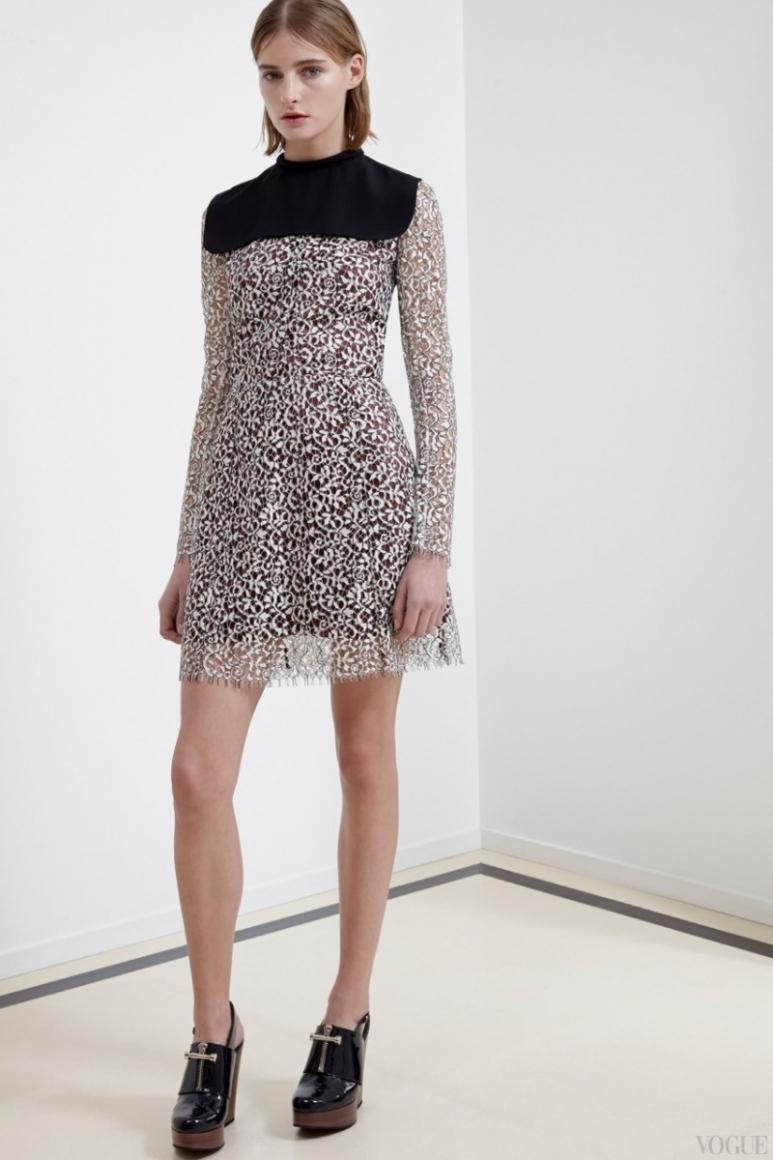Carven Couture весна-лето 2013 #2