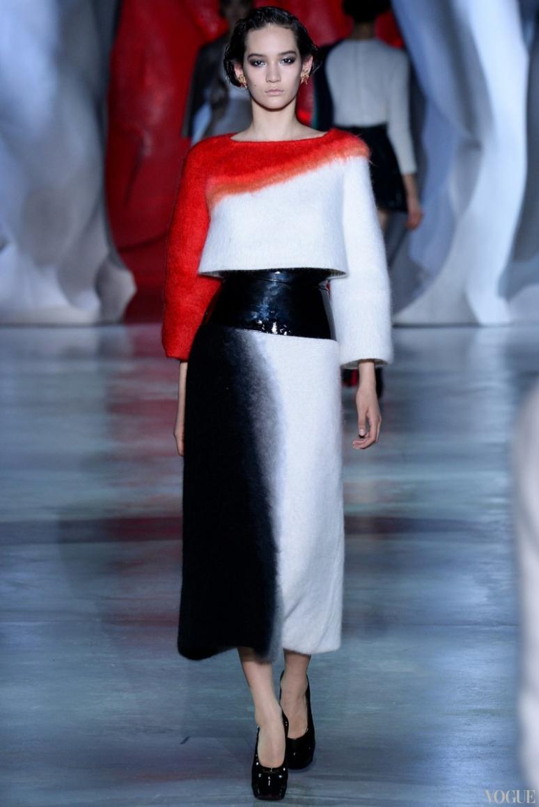 Ulyana Sergeenko Couture осень-зима 2014/2015 #25