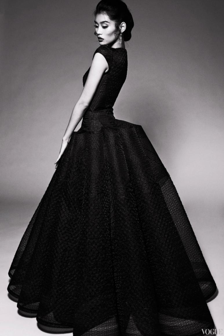 Zac Posen Couture весна-лето 2013 #17