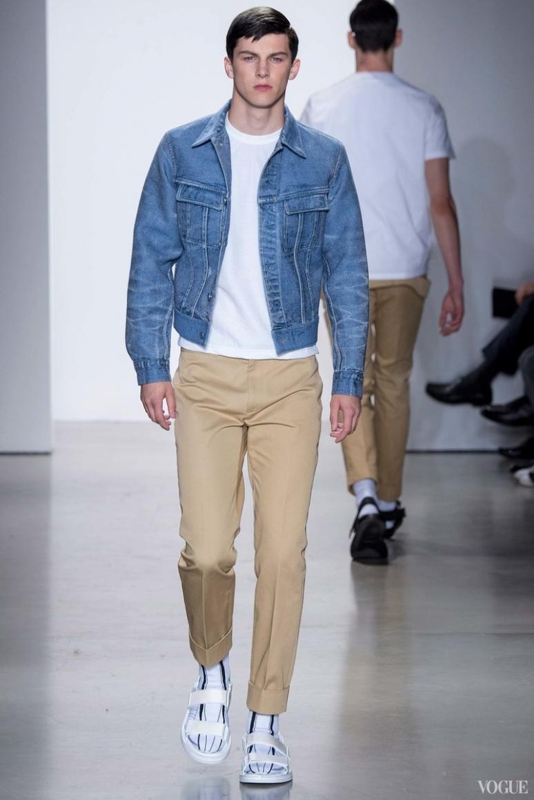 Calvin Klein Menswear весна-лето 2016 #16