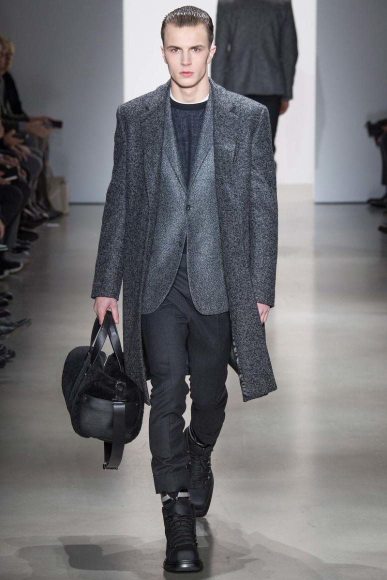 Calvin Klein Menswear осень-зима 2015/2016 #32