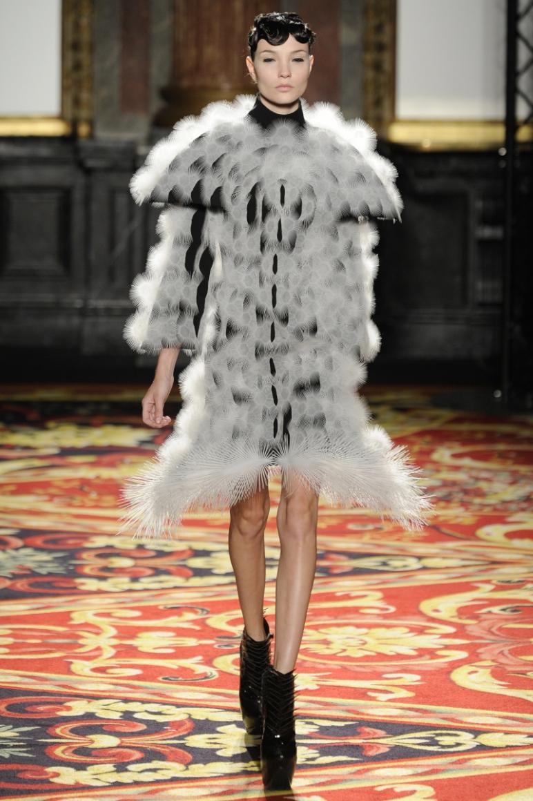 Iris Van Herpen Couture весна-лето 2013 #5