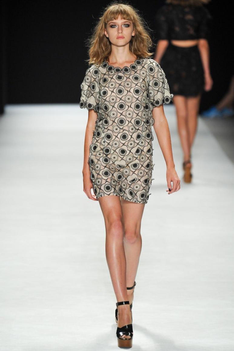 Jill Stuart весна-лето 2014 #36