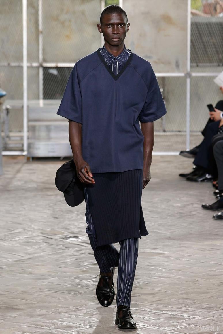 Givenchy Menswear весна-лето 2016 #29