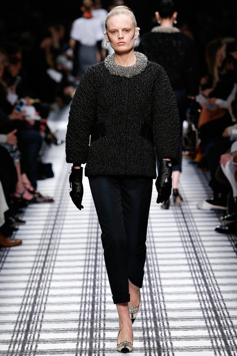 Balenciaga осень-зима 2015/2016 #9