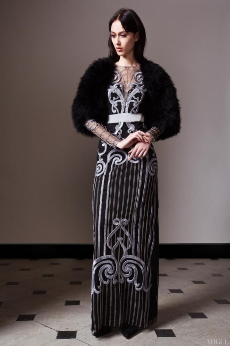 Temperley London Couture весна-лето 2013 #24